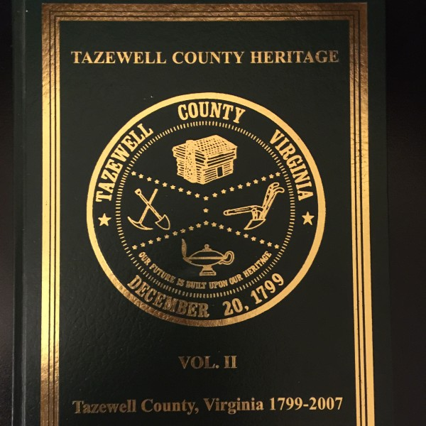Tazewell County Heritage Book Volume II