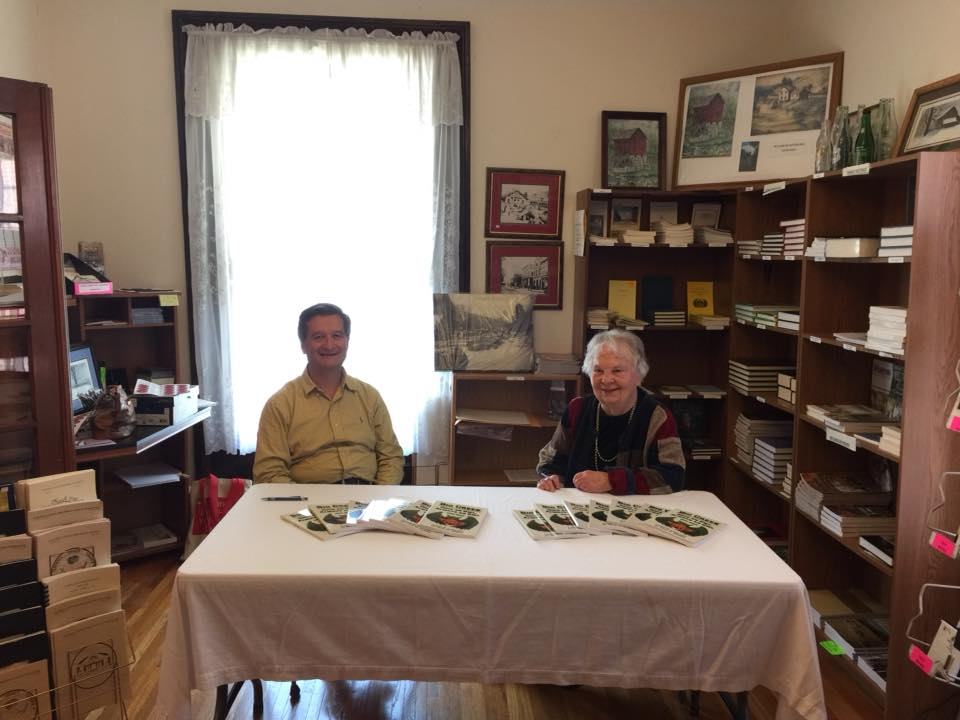 Tazewell County Historical Society Book Signing