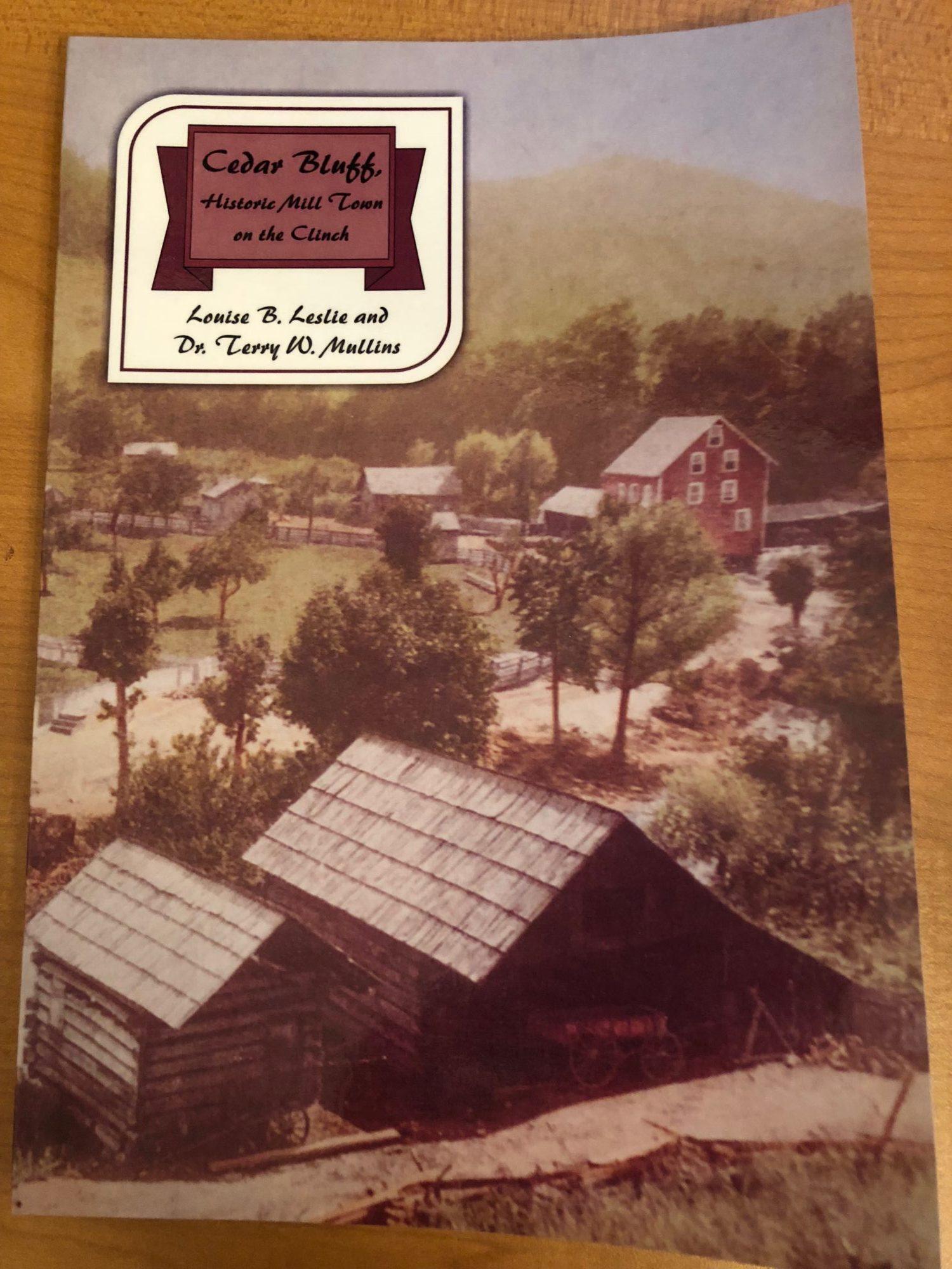 Cedar bluff historic mill town on the clinch tazewell for The cedar mill